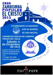 Cartel Bolsa 2013