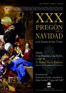 PREGON DE LA NAVIDAD 2013